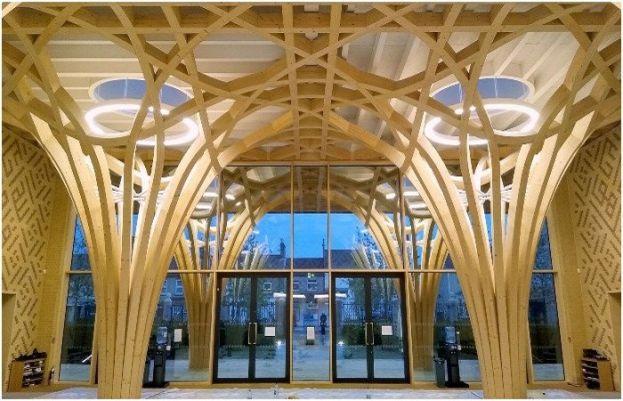 برطانیہ کے سب سے بڑے آرکیٹیکٹ ایوارڈ کیلئے پہلی بار ایک مسجد نامزد