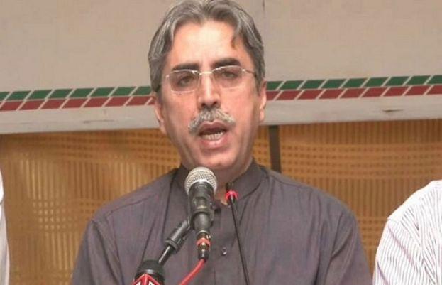 ایم کیو ایم  پاکستان کے سینئر ڈپٹی کنوینئر عامر خان