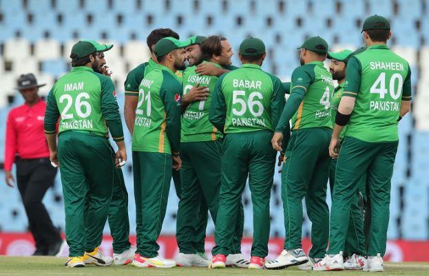 پاکستان آئی سی سی ورلڈ کپ سپر لیگ میں دوسرے نمبر پر آ گیا
