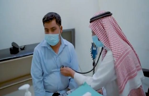 پاکستانی ڈاکٹر نذیر احمد خان
