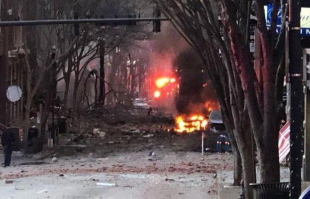 کرسمس کے مواقع پر امریکہ میں دھماکہ، متعدد افراد زخمی