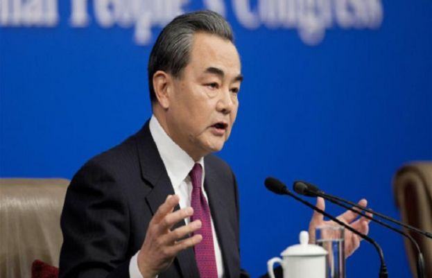 چین کے وزیر خارجہ وانگ ژی