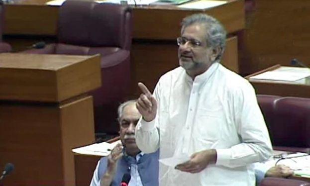سابق وزیر اعظم شاہد خاقان عباسی