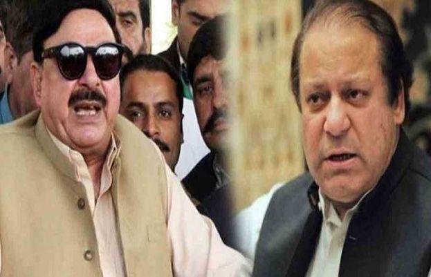 نوازشریف حکومت کو گولی کرانے میں کامیاب ہوئے جس کا عمران خان کو بڑا رنج ہے، شیخ رشید