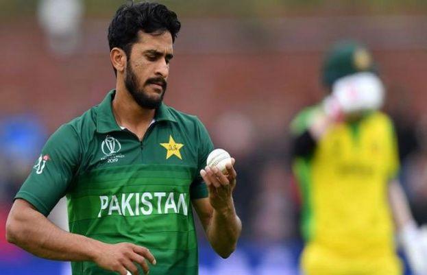 قومی کرکٹ ٹیم کے فاسٹ بولر حسن علی