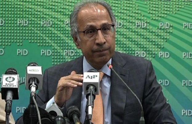 وزیر اعظم کے مشیر خزانہ ڈاکٹر عبدالحفیظ شیخ