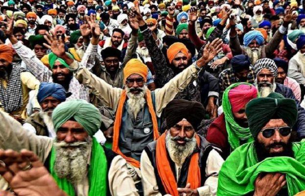 بھارتی کسانوں کے مطالبات کے حق میں دنیا بھر میں سکھ کمیونٹی سراپا احتجاج