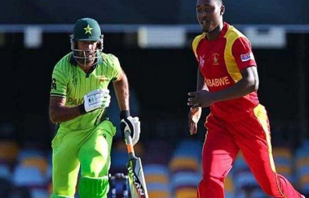 زمبابوے کی ٹیم پاکستان آے گی