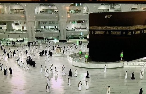 سعودی عرب میں محدود عمرے کے دوسرے مرحلے کا آغاز