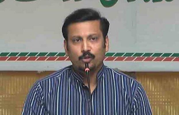 ایم کیو ایم پاکستان کے رہنما سینیٹر فیصل سبزواری