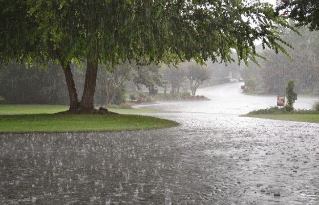 لاہور بارش