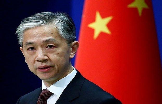 چین کی وزارت خارجہ کے ترجمان وانگ وینبن