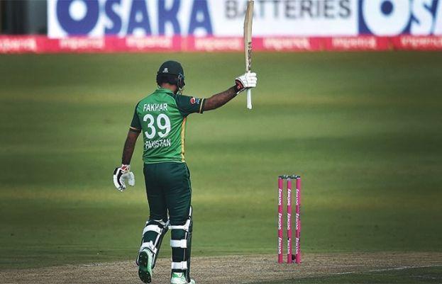 جنوبی افریقہ اور پاکستان کے درمیان میچ