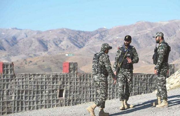 پاک افغانستان  سرحد