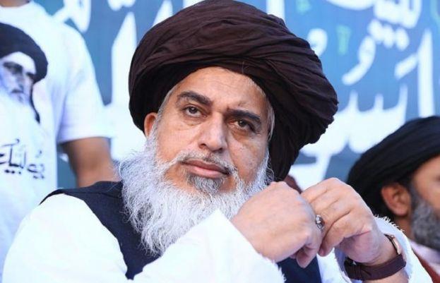 تحریک لبیک پاکستان کے سربراہ خادم حسین رضوی