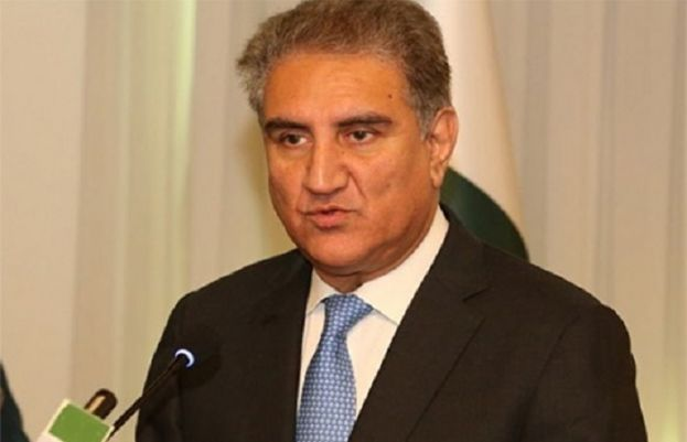 وزیرخارجہ شاہ محمود قریشی