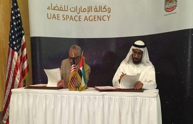 امارات اور ناسا