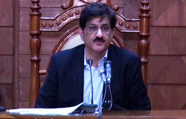 وزیراعلیٰ سندھ مراد علی شاہ