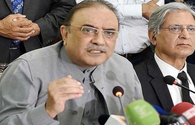 سابق صدر آصف علی زرداری