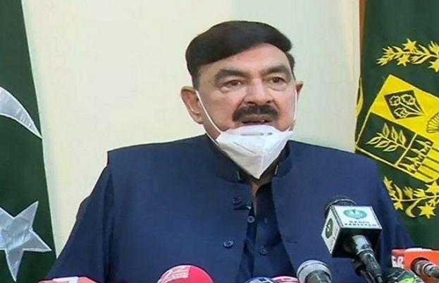 وفاقی وزیر داخلہ شیخ رشید