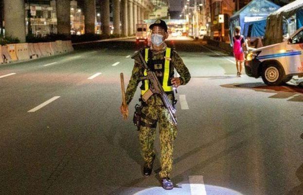 فلپائنی پولیس