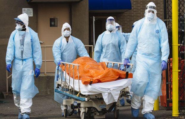 دنیا بھر میں کورونا وائرس سے اموات کی تعداد  11 لاکھ42 ہزارسے بڑھ گئی