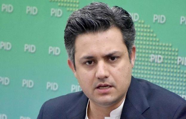 وفاقی وزیرِ توانائی حماد اظہر