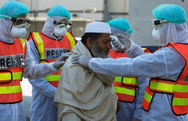 کورونا وائرس، پاکستان میں مزید81 اموات اور5 ہزار 20 نئے کیسزرپورٹ