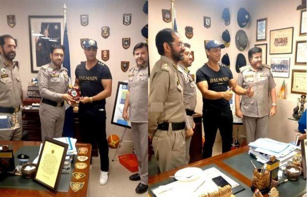 شعیب اختر اور موٹروے پولیس