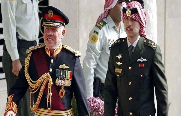 اردن کے بادشاہ عبداللہ