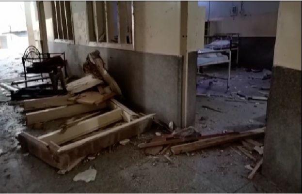 رحیم یار خان کے نجی اسپتال میں سلنڈر دھماکا،
