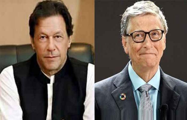 وزیراعظم عمران خان اور بل گیٹس