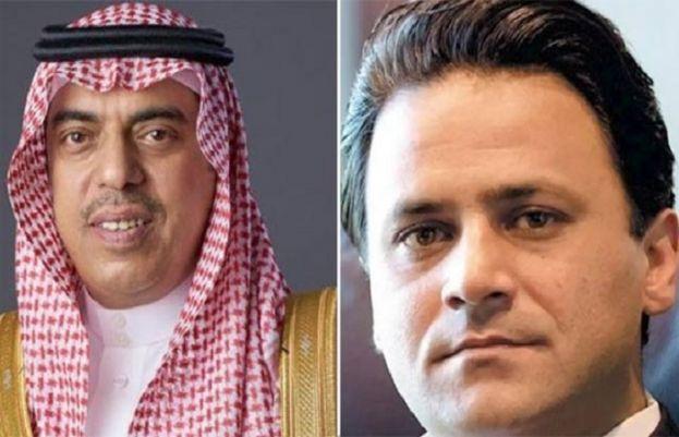 سعودی سرمایہ کار اور معاون خصوصی