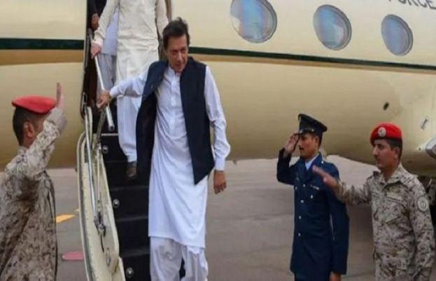 وزیر اعظم عمران خان کل سعودی عرب کے 3 روزہ دورے پر روانہ ہوں گے