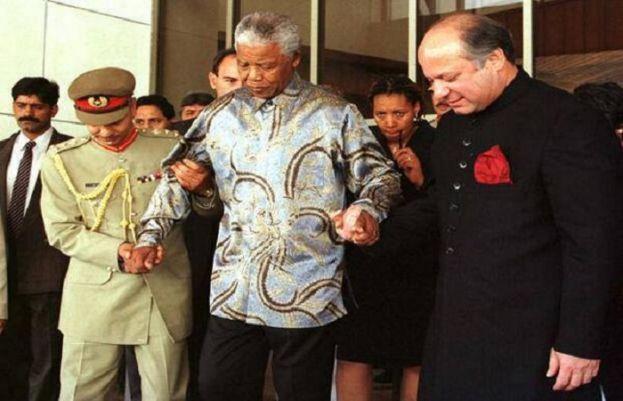 نوازشریف نیلسن منڈیلا نہیں، صرف بانی ایم کیوایم ٹو بن سکتے ہیں، فرخ حبیب