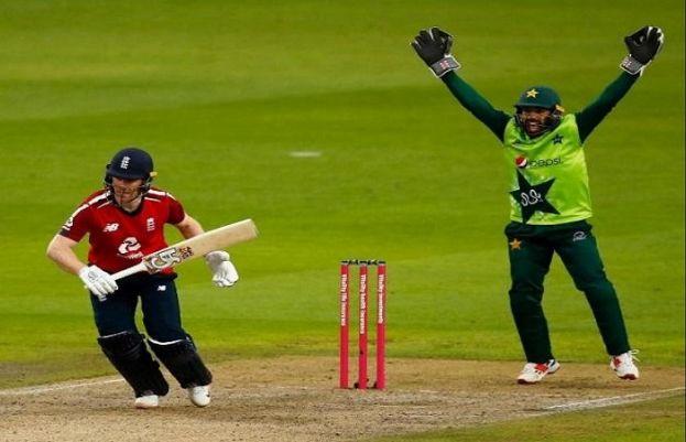 پاکستان اور انگلینڈ کا ٹی ٹونٹی میچ آج کھیلا جائے گا۔
