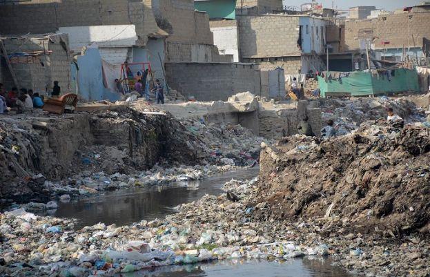 شہر کراچی کی بدترین صورتحال
