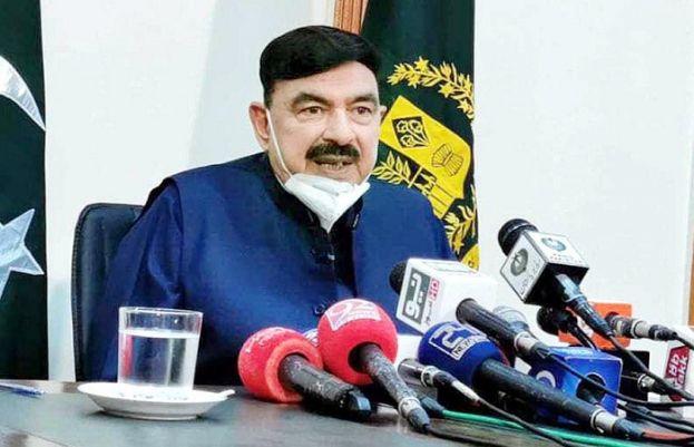وفاقی وزیر ریلوے شیخ رشید احمد