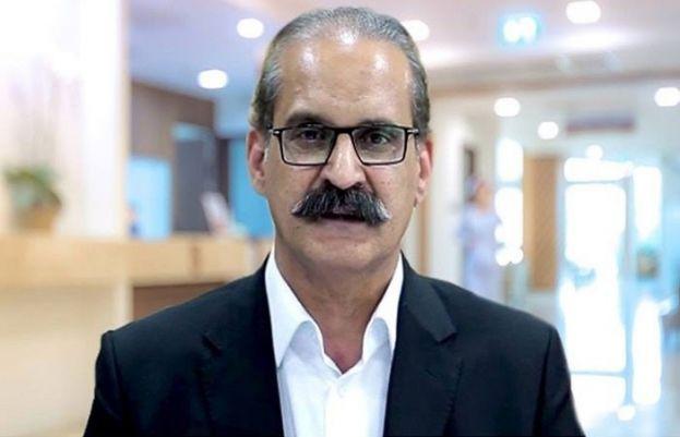 پاکستان تحریک انصاف کے مرکزی سیکرٹری جنرل و رکن قومی اسمبلی عامر محمود کیانی