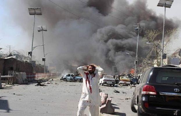 کابل میں دھماکے