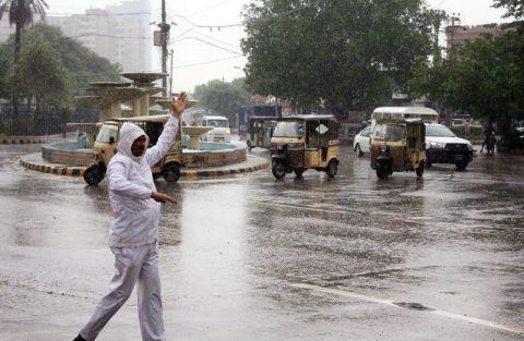 محکمہ موسمیات نے شہرقائد میں بارشوں کے حوالے سے پیشگوئی کردی