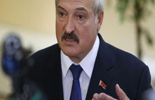 بیلاروس کے صدر الیگزینڈر لوکاشینکو
