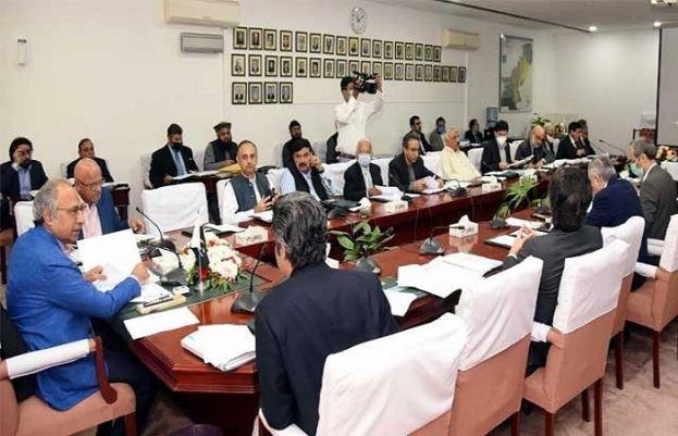 کابینہ کی اقتصادی رابطہ کمیٹی کا اجلاس وزیراعظم کے مشیربرائے خزانہ حفیظ شیخ کی زیر صدارت منعقد ہوا