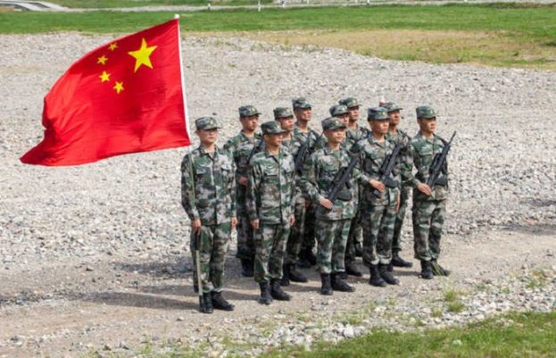 لائن آف ایکچوئل کنٹرول کیساتھ لداخ کا تقریباً ایک ہزار مربع کلو میٹر کا علاقہ اس وقت چین کے زیر کنٹرول ہے۔
