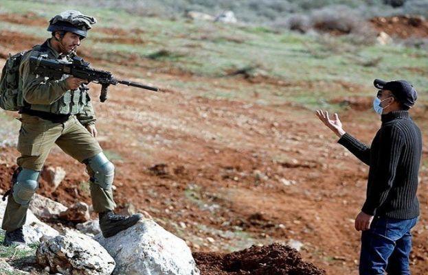 اسرائیلی فوجی
