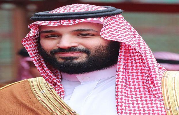سعودی ولی عہد شہزادہ محمد بن سلمان