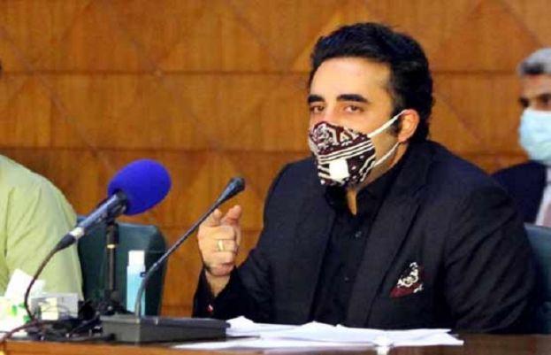 پاکستان پیپلزپارٹی کے چیئرمین بلاول بھٹو زرداری