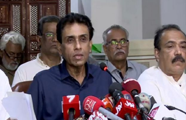 ایم کیوایم پاکستان نے وفاقی حکومت کا ساتھ چھوڑنے کا عندیہ دے دیا