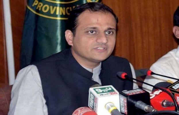 سندھ حکومت کے ترجمان بیرسٹر مرتضیٰ وہاب