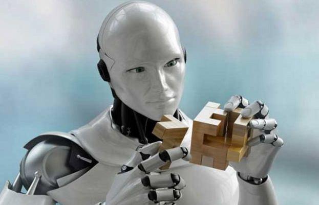 پیکنگ کرنے والا روبوٹ